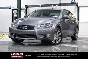 2015 Lexus GS 350 NAVIGATION AWD; CUIR TOIT GPS INCREDIBLE OFFER