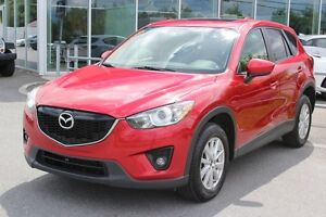 2014 Mazda CX-5 GS*TOIT*BLUETOOTH*AC*CRUISE*SEIGES CHAUFF*CAM RE