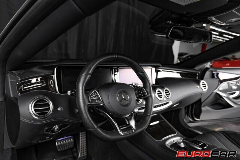 Image 11 Voiture Européenne d'occasion Mercedes-Benz S-Class 2016