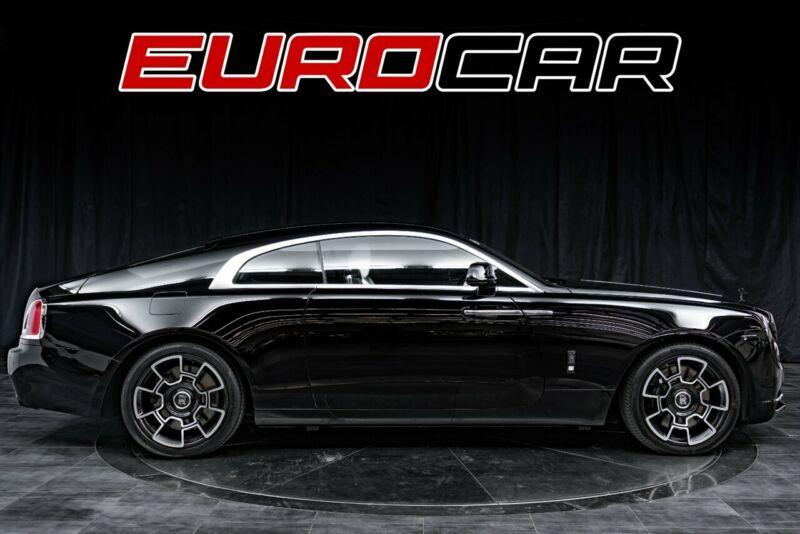 Image 7 Coche Americano usado Rolls-Royce Wraith 2017