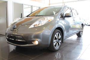 2014 Nissan Leaf SL+ CUIR+ NAV+ MAGS SL+ CUIR+ NAV+ MAGS