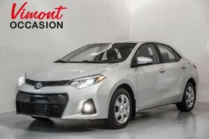 2014 Toyota Corolla S+A/C+BLUETOOTH+AILERON+GR ELEC COMPLET+CAME
