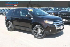 2013 Ford Edge SEL ALL WHEEL DRIVE, AFTERMARKET WHEELS