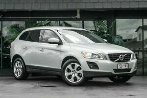 2009 Volvo XC60 DZ MY09 T6 Geartronic AWD White 6 Speed Sports Automatic Wagon Bowen Hills Brisbane North East Preview