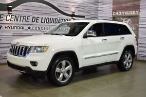 2012 Jeep Grand Cherokee Limited navigation