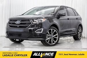 2016 Ford Edge SPORT | AWD | CAMERA | GPS | TOIT PANORAMIQUE |