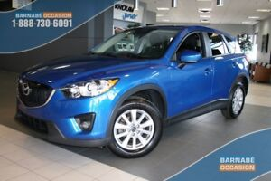2013 Mazda CX-5 ****GS AWD A/C TOIT OUVRANT BLUETOOTH ***