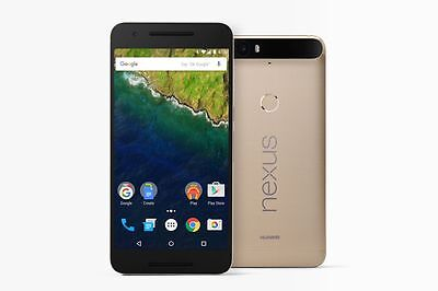 Huawei - Nexus 6P 4G with 32GB Memory Cell Phone (Unlocked) - GOLD 9/10