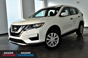 2017 Nissan Rogue S AWD COMME NEUF