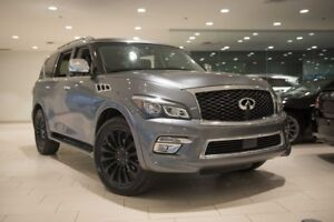 2016 Infiniti QX80 TECH 8 PASS GREAT DEAL! LOADED TRUCK!