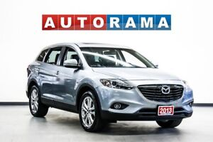 2013 Mazda CX-9 LEATHER SUNROOF 7 PASS 4WD BACKUP CAM