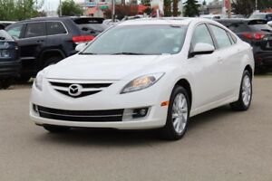 2012 Mazda Mazda6 GT 2012 MAZDA 6 LUXURY SUNROOF BLUETOOTH HEATE