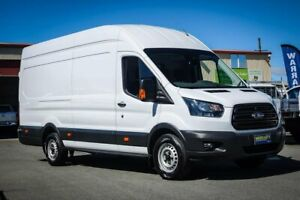 2018 Ford Transit VO 2017.75MY 350e (High Roof) White 6 Speed Manual Van