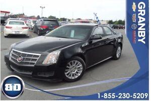2010 Cadillac CTS Sedan 3.0L