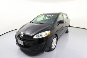 2012 Mazda Mazda5 GS! Alloy wheels.