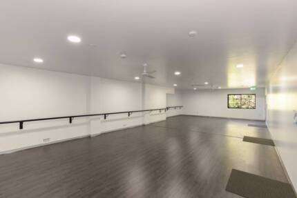 FITNESS / DANCE STUDIO SPACE FOR HIRE