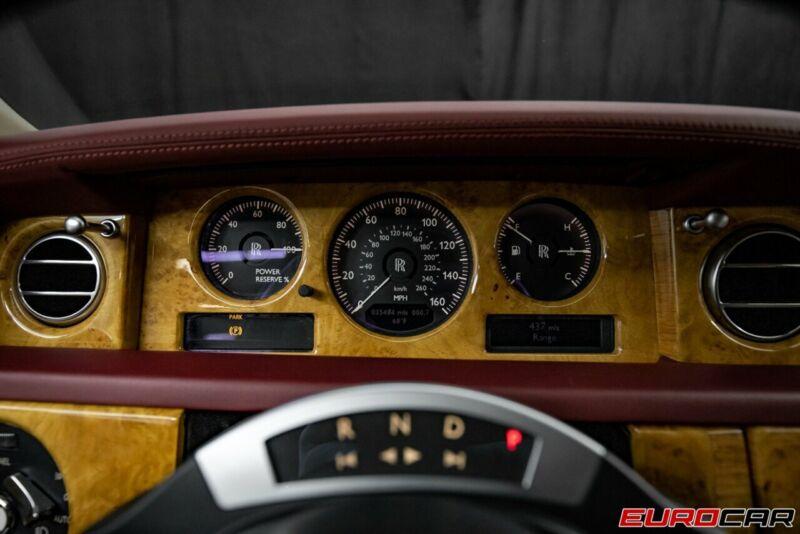 Image 16 Coche Americano usado Rolls-Royce Phantom 2005