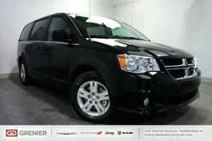 2019 Dodge Grand Caravan Crew Plus+DVD+PORTES ÉLECTRIQUE Crew Pl