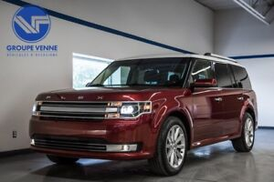 2018 Ford FLEX AWD/GPS/CUIR Limited