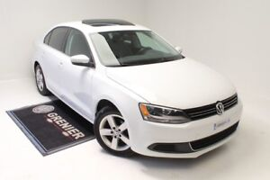 2014 Volkswagen Jetta COMFORTLINE+1.8 TSI +BLUETOOTH