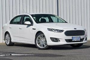 2015 Ford Falcon FG X G6E White 6 Speed Sports Automatic Sedan