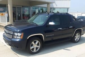 2007 Chevrolet Avalanche LEATHER / 4X4 / NO PAYMENTS FOR 6 MONTH