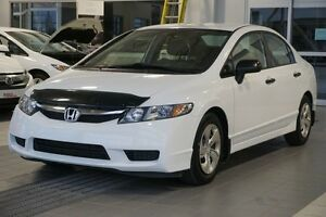 2010 Honda Civic Sedan DX-A