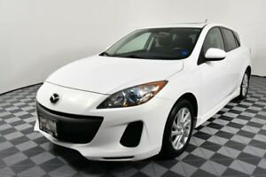 2012 Mazda Mazda3 Sport GS-SKY. Manual. Heated seats. Manual tra