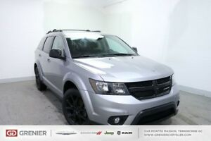 2016 Dodge Journey SXT+BLACK TOP+7 PASSAGERS SXT+BLACK TOP+7 PAS