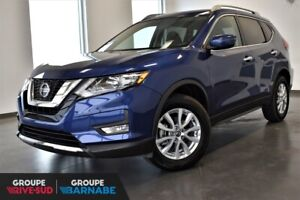2018 Nissan Rogue SV   AWD   SIEGES CHAUFF+CAM SV AWD   HEATED S