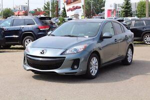 2012 Mazda Mazda3 GS-SKY MAZDA 3 LUXURY SUNROOF LEATHER RATES FR