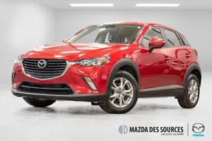 2016 Mazda CX-3 GS FWD Sieges Chauffants RearViewCamera