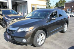 2015 Acura RDX Backup Camera Leather Sunroof