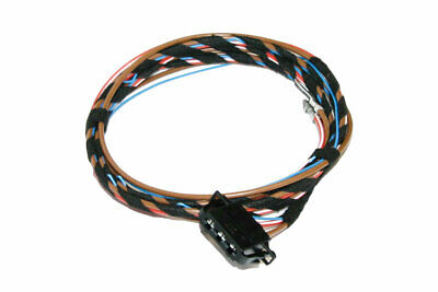 For Vw Original Kufatec Wiring Loom Harness Cable Set 230V Socket Connection
