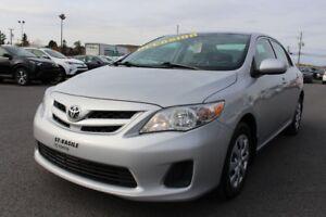 2013 Toyota Corolla CE AMÉLIORER TOIT SIÈGES CHAUFFANTS BLUETOOT