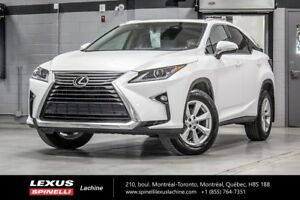 2016 Lexus RX 350 AWD; CUIR TOIT CAMERA ANGLES MORTS LIKE NEW -