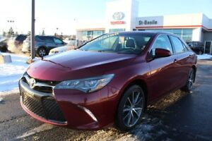 2016 Toyota Camry XSE V6 GPS MAGS CUIR TOIT CAMERA RECUL SIEGES