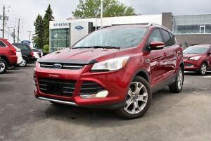 2015 Ford Escape Titanium, EcoBoost 2.0L / Cuir 81$ weekly / 72