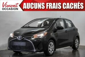 2016 Toyota Yaris 2016+HB+LE+A/C+GR ELEC COMPLET+BLUETOOTH ONE OWNER