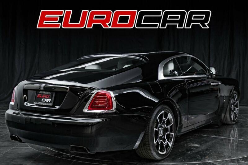 Image 5 Coche Americano usado Rolls-Royce Wraith 2017
