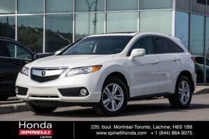 2015 Acura RDX CUIR TOIT AWD AWD LEATHER ROOF BACK UP CAMERA MAG