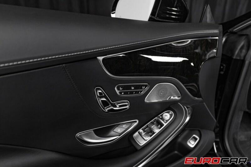 Image 10 Voiture Européenne d'occasion Mercedes-Benz S-Class 2016