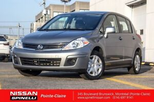2012 Nissan Versa S VERY LOW KM / IMPECCABLE