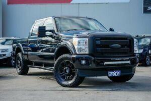 2013 Ford F250 (No Series) Platinum Black 6 Speed Automatic Utility