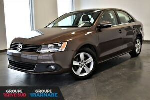2011 Volkswagen Jetta Sedan HIGHLINE || AUTOMATIQUE || CUIR || T