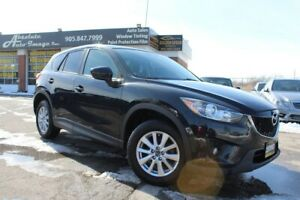 2014 Mazda CX-5 GS - BACKUP CAM|BLUETOOTH|SUNROOF|1 OWNER