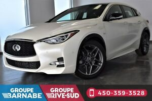 2018 Infiniti QX30 2.0T FWD SPORT TECHNOLOGIE CLEAROUT