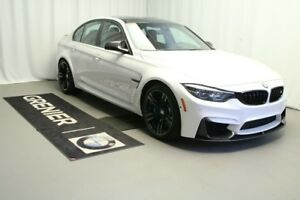 2018 BMW M3 Transmission M a double embrayage, Ens Ultimate