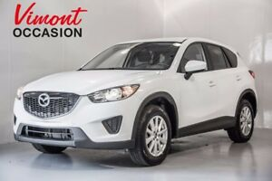 2014 Mazda CX-5 AWD+GX+A/C+GR ELEC COMPLET+BLUETOOTH NO ACCIDENT