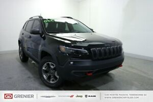 2019 Jeep Cherokee TRAILHAWK+HITCH+TEMPS FROID TRAILHAWK+HITCH+T